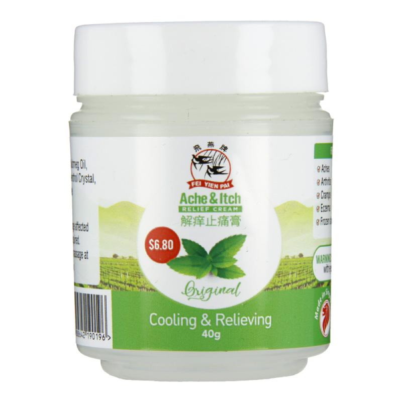 Ache & Itch Relief Cream (Original) (40g)