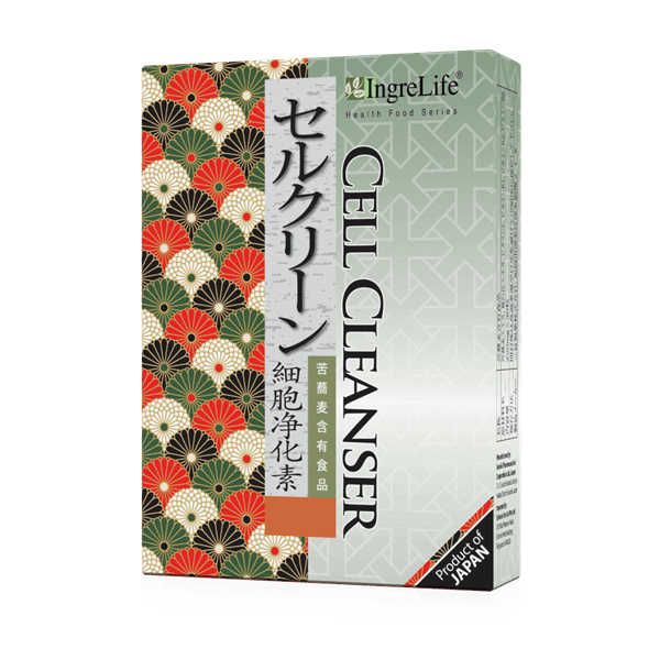Cell Cleanser (セルクリーン) (30 Tablets)